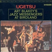 BLAKEY, ART -& THE JAZZ MESSENGERS- - UGETSU
