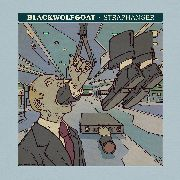 "BLACKWOLFGOAT/LARMAN CLAMOR - SPLIT 7"" (BLUE)"
