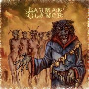"BLACKWOLFGOAT/LARMAN CLAMOR - SPLIT 7"" (ORANGE)"
