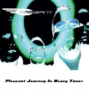 GAS GIANT - (BLACK) PLEASANT JOURNEY IN HEAVY TUNES