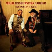 NELSON, WILLIE -& WYNTON MARSALIS- - TWO MEN WITH THE BLUES (2LP)