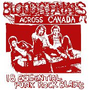 VARIOUS - BLOODSTAINS ACROSS CANADA