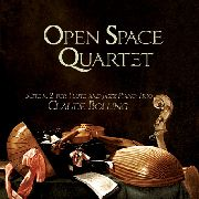 OPEN SPACE QUARTET - CLAUDE BOLLING: SUITE NR. 2 FOR FLUTE AND JAZZ...