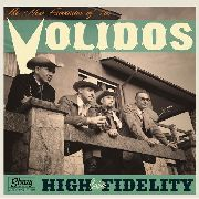 "VOLIDOS, LOS - THE NEW FAVOURITES OF ..(10"")"
