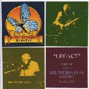LEES, JOHN -BARCLAY JAMES HARVEST- - LEGACY (+DVD)