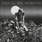LIVING DEATH - BACK TO THE WEAPONS (BLACK)