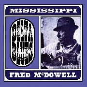 MCDOWELL, MISSISSIPPI FRED - DELTA BLUES (BLUE)