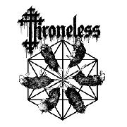 THRONELESS - THRONELESS (BLACK)