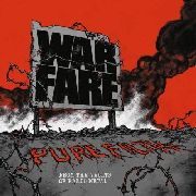 WARFARE - (BLACK) PURE FILTH: FROM THE VAULTS OF RABID METAL