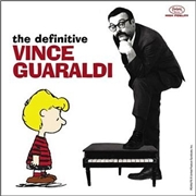 GUARALDI, VINCE - THE DEFINITIVE VINCE GUARALDI (4LP+BK)