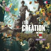 CREATION (UK) - OUR MUSIC IS RED WITH PURPLE FLASHES (2LP)