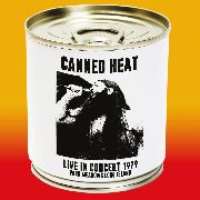 CANNED HEAT - LIVE IN CONCERT 1979 PARR MEADOWS LONG ISLAND