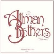 ALLMAN BROTHERS - FEATURING JERRY GARCIA/1973/VOLUME 1 (2LP)