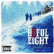 MORRICONE, ENNIO - THE HATEFUL EIGHT O.S.T. (UK)