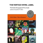 KLATTE, ULRICH -& MARCEL KOOPMAN- - THE VERTIGO SWIRL LABEL (2ND EDITION)