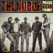 HORDE - PRESS BUTTONS FIRMLY (3RD COVER)