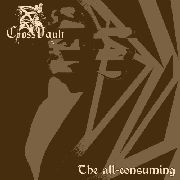 CROSS VAULT - THE ALL-CONSUMING (BLACK)