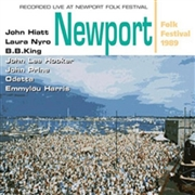 VARIOUS - NEWPORT FOLK FESTIVAL 1989 (3CD)