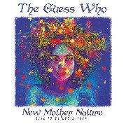GUESS WHO - NEW MOTHER NATURE-LIVE IN ST. LOUIS (2CD)