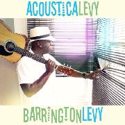 LEVY, BARRINGTON - ACOUSTICALEVY