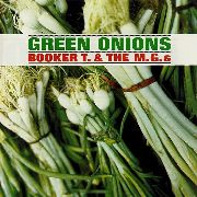 BOOKER T. & THE MG'S - GREEN ONIONS (RUS)