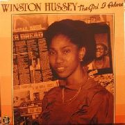 HUSSEY, WINSTON - THE GIRL I ADORE