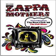 ZAPPA, FRANK -& THE MOTHERS OF INVENTION- - LOST BROADCAST