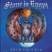 STONE IN EGYPT - FEED THE VOID (CLEAR/BLUE)