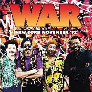 WAR (USA) - NEW YORK NOVEMBER '92 (2CD)
