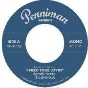 LIMBOOS - I NEED YOUR LOVIN/I'M A FOOL