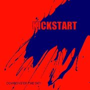 COWBOYS OF THE SKY - KICKSTART (+CD)