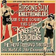 HIPBONE SLIM/SIR BALD DIDDLEY - BATTLE OF THE BANDS