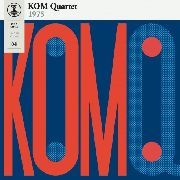 KOM QUARTET - JAZZ-LIISA 4 (BLACK)