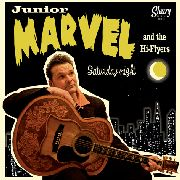 "MARVEL, JUNIOR - SATURDAY NIGHT (10"")"