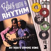 "VARIOUS - BLUES WITH A RHYTHM, VOL. 3 (10"")"