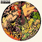 BLUES PILLS - LADY IN GOLD (BLACK)