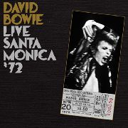BOWIE, DAVID - LIVE SANTA MONICA '72 (2LP)