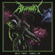 ARMORY - WORLD PEACE... COSMIC WAR (BLACK)