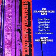 ALLMAN BROTHERS BAND - LIVE AT LUDLOW GARAGE (3LP)