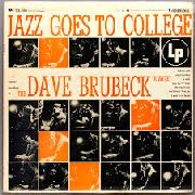 BRUBECK, DAVE -QUARTET- - JAZZ GOES TO JUNIOR COLLEGE (NL/MOV)