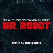 QUAYLE, MAC - MR. ROBOT, VOL. 1 O.S.T. (2LP)