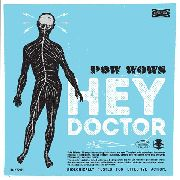 POW WOWS - (BLACK) HEY DOCTOR/KILLING FLOOR