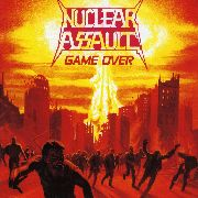 NUCLEAR ASSAULT - GAME OVER (COL)