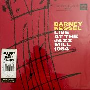 KESSEL, BARNEY - LIVE AT THE JAZZ MILL