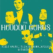 HOODOO GURUS - FIRST AVENUE THEATER MINNEAPOLIS OCTOBER '91 (2CD)