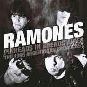 RAMONES - PINHEADS IN BUENOS AIRES (2LP)