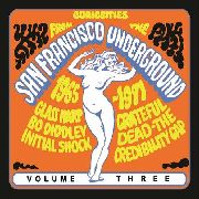 VARIOUS - CURIOSITIES FROM THE SAN FRANCISCO... (3CD)