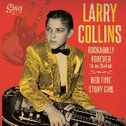 COLLINS, LARRY - ROCKABILLY FOREVER