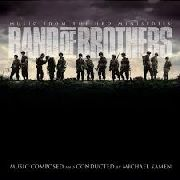 KAMEN, MICHAEL - BAND OF BROTHERS O.S.T.