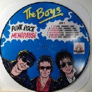 BOYS - PUNK ROCK MENOPAUSE (PD)